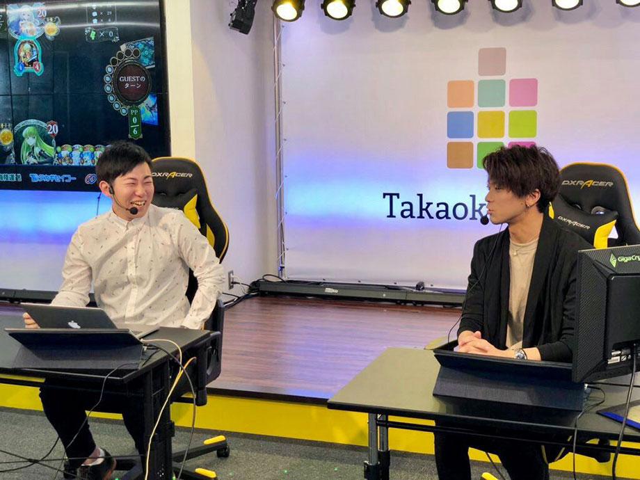 実況者を務める富山県eスポーツ連合の「Makio」さん