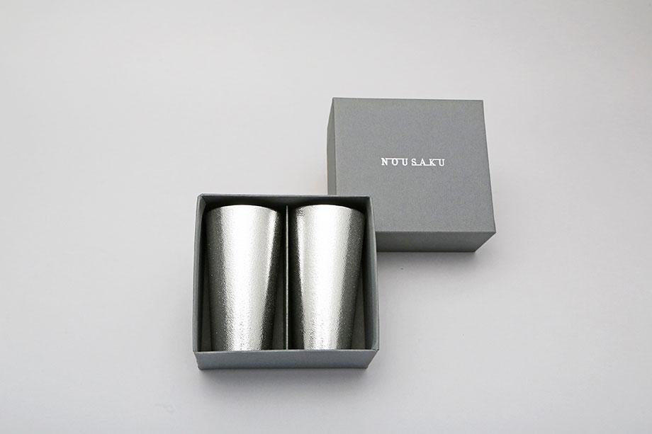 第3回予選大会 視聴者プレゼント企画 世界に誇る伝統産業・能作の錫(すず)製「ビアカップ」の紹介&レビュー