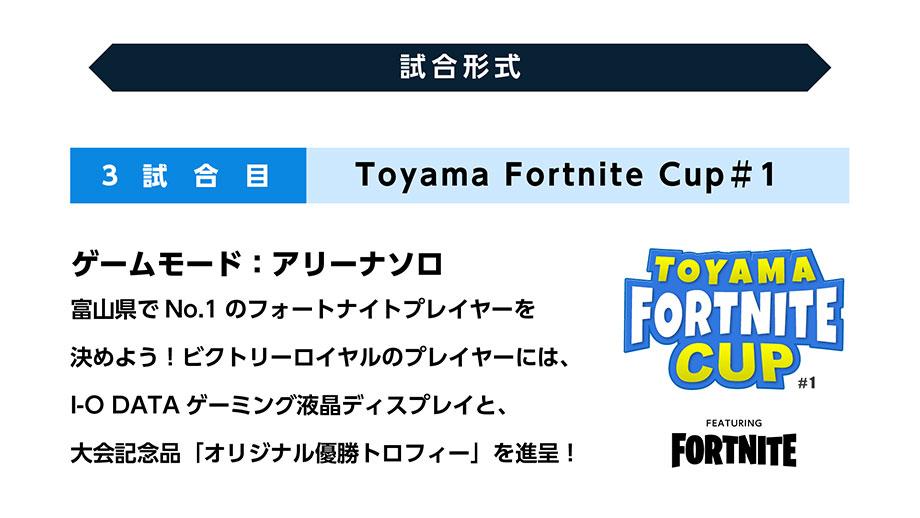 Toyama Fortnite Cup#1